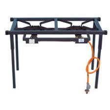 BOILING TABLES - 2 BURNER GAS