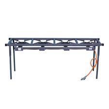 BOILING TABLES - 4 BURNER GAS