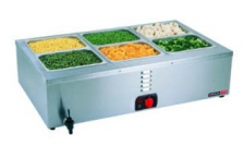 BAIN-MARIE - TABLE TOP