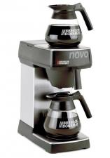 COFFEE MACHINE WITH 2 JUGS