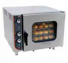 CONVECTION OVEN MECHANICAL - GRANDE FORNI