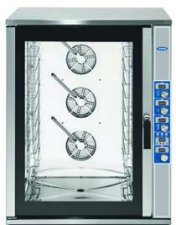 COMBI STEAM OVEN - MANUAL - 6 PAN