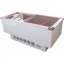 DISPLAY FREEZER GLASS TOP 1.8M