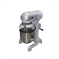 10LT PLANETARY MIXER - NO HUB - WITH SAFETY GRID