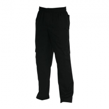 CHEF TROUSERS - CARGO'S LARGE