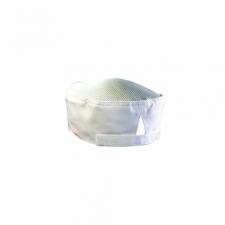 CHEFS HAT - WHITE EAZI BREATHE